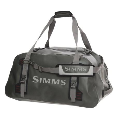 Simms Dry Creek® Z 85L Duffel Bag