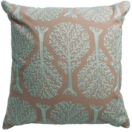 "Rizzy Home Tree Decor Pillow - 20x20"""