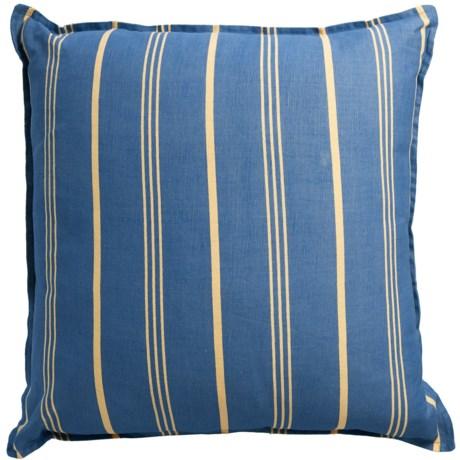 """Rizzy Home Stripe Decor Pillow - 18x18"""""""