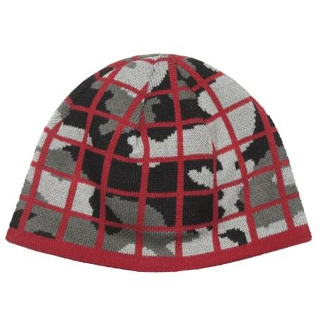 Jacob Ash Attaboy Mogul Jumper Beanie Hat - Fleece Lined (For Boys)