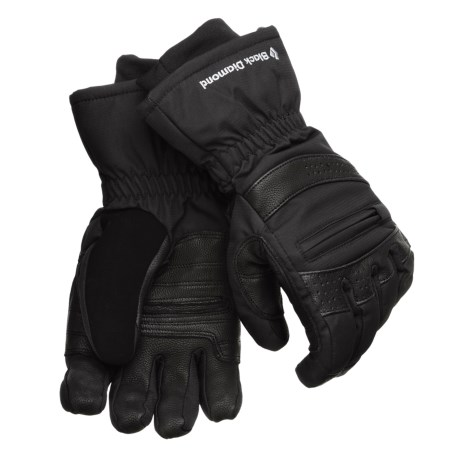 Black Diamond Equipment Fever Gore-Tex® Gloves - Waterproof, Insulated (For Women)