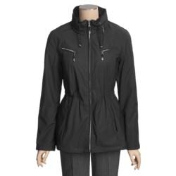 London Fog Jacket - Balboa Lined (For Women)