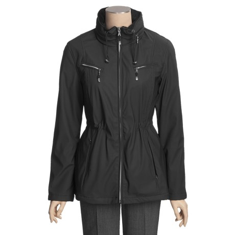 London Fog Jacket - Balboa Lined (For Women)
