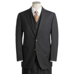 Lauren by Ralph Lauren Striped Suit - 3-Piece, Wool Blend (For Men)