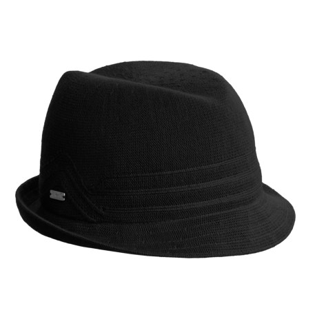 Kangol Spiral Knit Duke Hat - Merino Wool Blend (For Men)