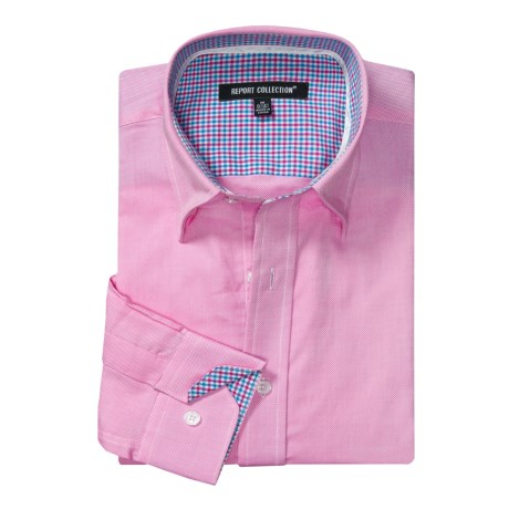 Report Collection Royal Oxford Shirt - Long Sleeve (For Men)
