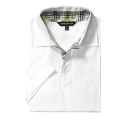 Report Collection Cotton Polo Shirt - Short Sleeve (For Men)