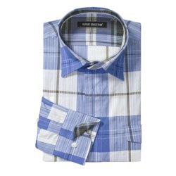 Report Collection Cotton Sport Shirt - Long Roll-Up Sleeve (For Men)