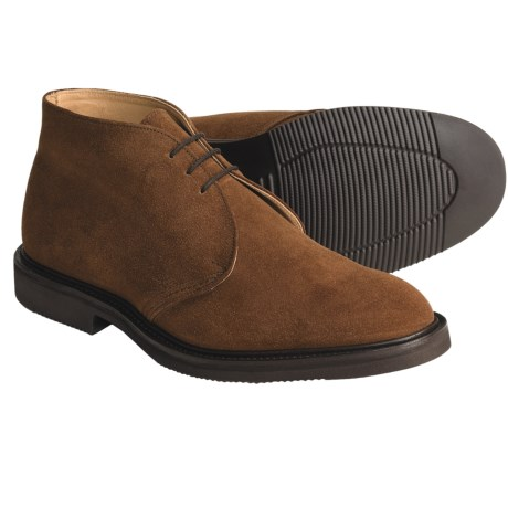 Tricker's Aldo-Style Chukka Boots (For Men)