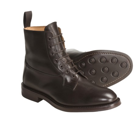 Tricker's Buford Derby Boots - Leather (For Men)