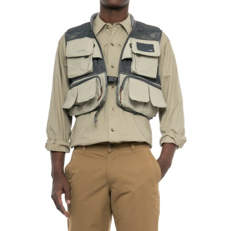 Simms Headwaters Mesh Fishing Vest (For Men)