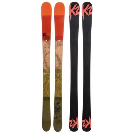 K2 Poacher Jr. Skis (For Big Kids)