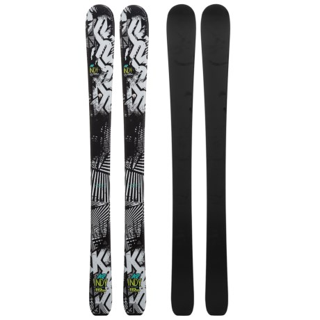 K2 Indy Jr. 112-136 Skis (For Big Kids)