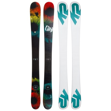 K2 Missy Jr. Alpine Skis (For Big Kids)