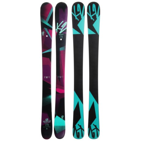 K2 Remedy 75 Jr. Skis (For Big Kids)