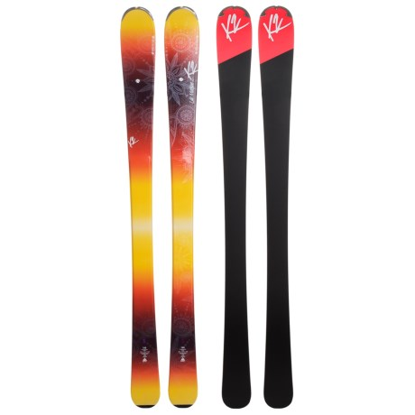 K2 Luv Machine 74Ti Alpine Skis (For Women)