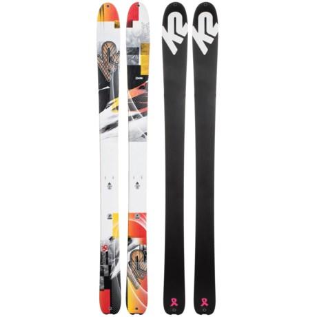 K2 Talkback 96 Alpine Skis
