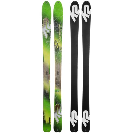 K2 Wayback 88 Skis