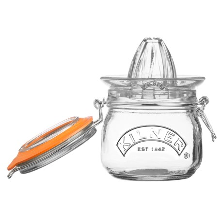 Kilner Clip-Top Jar and Juicer - 17 fl.oz.