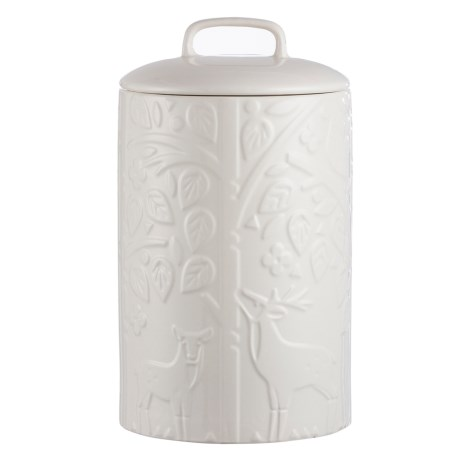 Rayware Group Mason Cash In the Forest Ceramic Food Storage Jar - 90 oz.