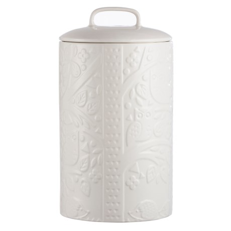 Rayware Group Mason Cash In the Forest Ceramic Food Storage Jar - 128 oz.