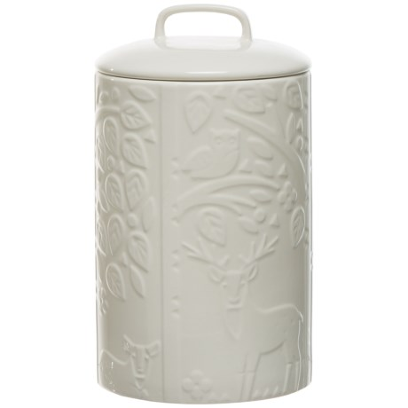 Rayware Group Mason Cash In the Forest Ceramic Food Storage Jar - 75 oz.