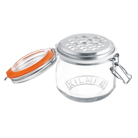 Kilner Grater Jar Set - 17 oz.