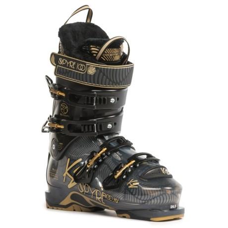 K2 Spyre 100 HV Ski Boots (For Women)