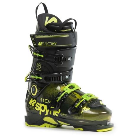 K2 SpYne 110 HV Ski Boots