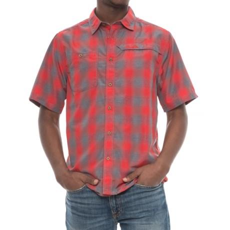 Kavu Zip-Pocket Plaid Shirt - UPF 30+, Short Sleeve (For Men)