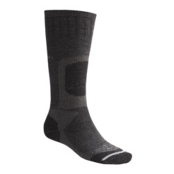 Lorpen Extreme Midweight Trekking Socks - 2-Pack, Merino Wool, Over the Calf (For Men and Women)