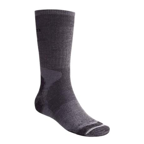 Lorpen Schoeller® Polycolon Antibacterial Trekking Socks - 2-Pack, Midweight (For Men and Women)
