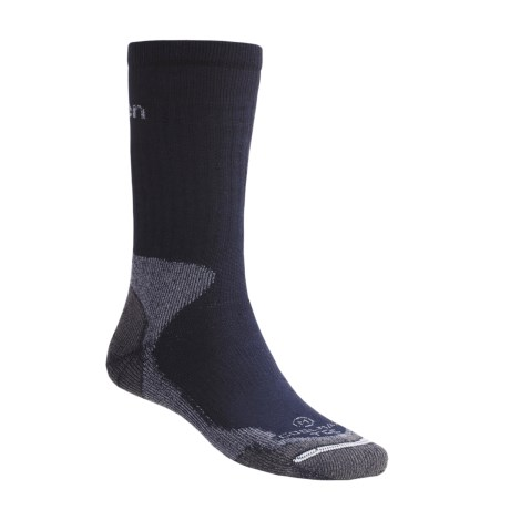 Lorpen CoolMax® Trekking Socks - 2-Pack, Midweight (For Men and Women)