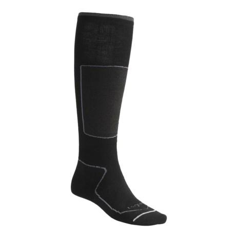 Lorpen Tri-Layer Ski Socks - 2-Pack, PrimaLoft®-Merino Wool, Over-the-Calf (For Men and Women)