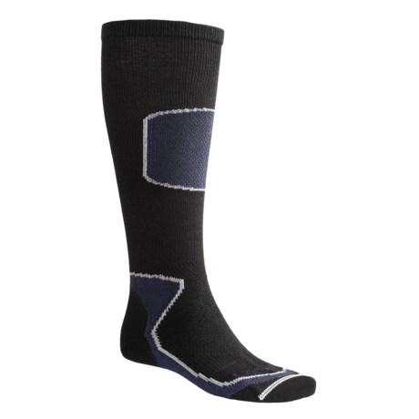 Lorpen Tri-Layer Light Ski Socks - 2-Pack, PrimaLoft®-Merino Wool (For Men and Women)