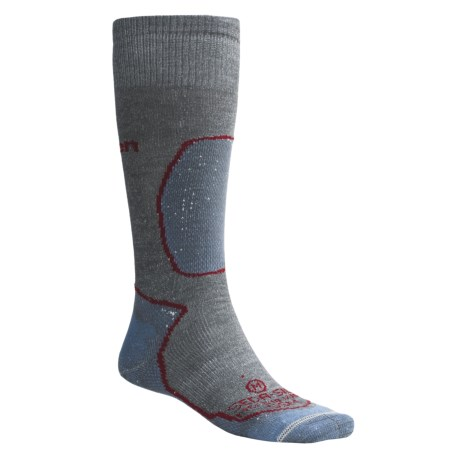 Lorpen Ski Socks - 2-Pack, Silk-Lined (For Men and Women)