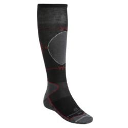 Lorpen Superlite Merino Wool Ski Socks - 2-Pack (For Men and Women)