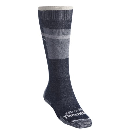 Lorpen Natural Silk-Thermolite® Ski Socks - Lightweight (For Men and Women)