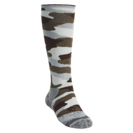 Lorpen Freeride Rasta Mon Ski Socks - 2-Pack, Italian Merino Wool, Heavyweight (For Men and Women)