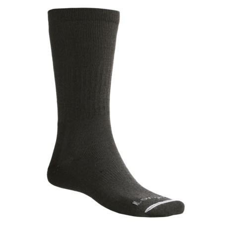 Lorpen Chillax Modal Crew Socks - 2-Pack (For Men)