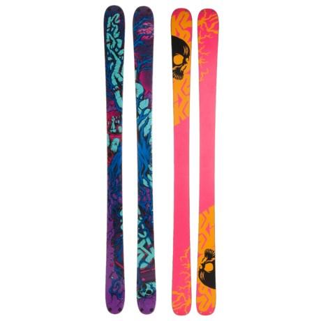K2 Revival Twin Tip Alpine Skis