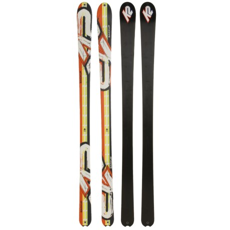 K2 Backup Alpine Skis