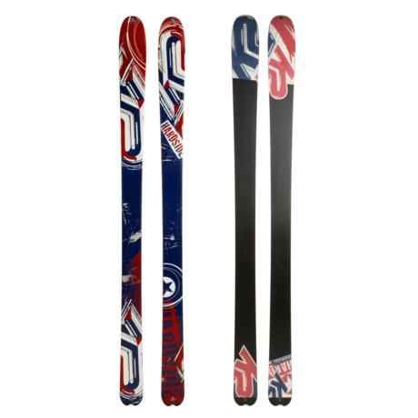 K2 Hardside Alpine Skis