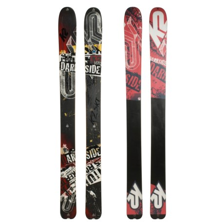 K2 Darkside Alpine Skis