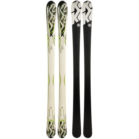 K2 A.M.P. Photon All-Mountain Skis