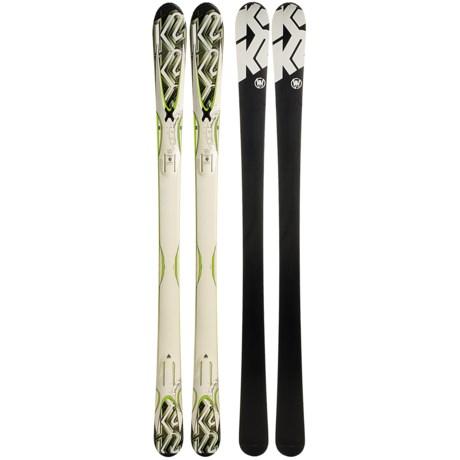 K2 A.M.P. Photon All-Mountain Skis