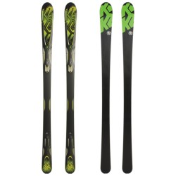 K2 A.M.P. Charger Alpine Skis - All-Mountain