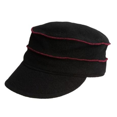 Asian Eye Caroline Hat - Wool (For Women)