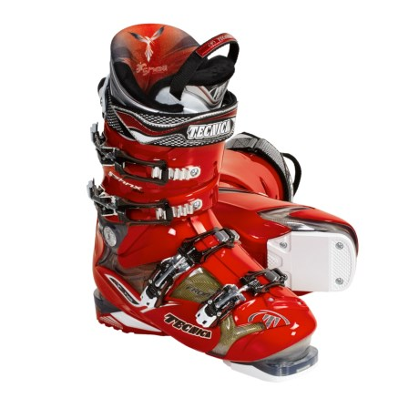 Tecnica Phoenix Ski Boots - 100 Air Shell, All Mountain (For Men and Women)