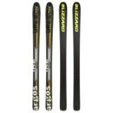 Blizzard 2010/2011 Titan Argos IQ Max Alpine Skis - IQ Max Slider System